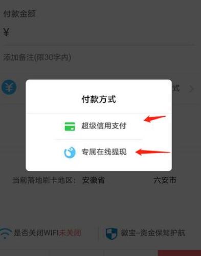 微宝钱包:信用卡/花呗/白条自动回款平台,多通道可选择  第3张